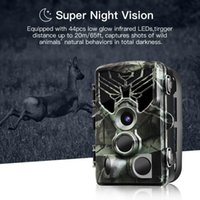 WiFi-830 블루투스 트레일 카메라 40M 무선 사냥 카메라 20MP 1080P 야간 투시경 야생 동물 App Po Traps Surveillance