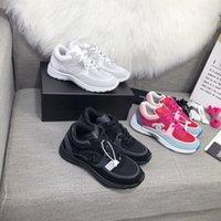 2021 дизайнерские роскошные кроссовки мужчины женщины светоотражающие повседневные туфли натуральные кожаные кроссовки вечеринки бархат теленокскин смешанные волокна высочайшего качества обувь 35-45