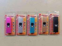Fashion 5 Colors Mini Portable Electric Shocks Key Light Keychain Self-Defense keyring Protect Yourself High Concealment Electrics Shocker