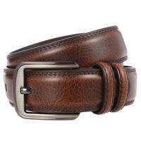 Belts Men's Casual Genuine Leather Belt Luxury Designer 3.8cm Male Waistband Jeans Pants Pin Buckle For Men 110-125cm