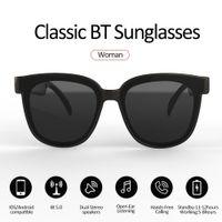 탑 스마트 블루투스 안경 열린 귀 기술 선글라스가 손을 무료로 무선 모바일 통화의 자유를 즐기십시오 헤드폰 등