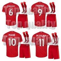 2021 2022 Erkekler Çocuk Futbol Forması Gömlek Maillot Ayak Futbol Formaları Set 20/21 Camiseta de Fútbol