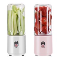 Blender F42B USB Electric Safety Juicer Cup, Fruit Juice Mixer, Mini Portable Blender, 500ml