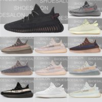 2021 En Kaliteli 700 Erkek Kadın Rahat Ayakkabılar Teal Mavi Mıknatıs Katı Gri Hastane Mavi Atalet V2 Statik Utility Siyah Erkek Bayan Açık Spor Yeezys Eğitmen Sneaker Y8HS #