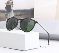 2021 أعلى جودة الاستقطاب النظارات الشمسية النساء الرجال راي 4171 نظارات الشمس الأزياء عظة uv400 الحماية العدسات de soleil يشمل الملحقات