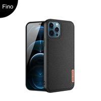 DUX DUCIS Fino Series Fabric Cell Phone Cases for iPhone 12Pro Max 12Mini 11 Pro 7 8 SE 2020 Back Cover