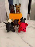 21ss Llaveros Llaveros Moda Key Hebilla Bolso Colgante Bolsos Diseño de perro Cadenas de muñeca Llavero Llavero Llavero Top Calidad Regalo