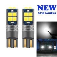 T10 LED Ampuller W5W Süper Parlak Canbus Otomatik Dönüş Sinyal Işıkları Araba İç Okuma Işık Dome 12 V 24 V Acil Durum