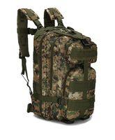 Backpack Men Tactical Army Outdoor Bag Nylon Sports Camping Hiking Fishing Climbing Cycling Hunting Rucksack