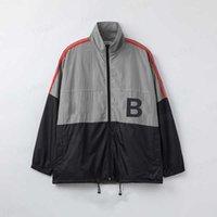 Erkek Ceket Moda Sonbahar Kış Rahat Ceket Bayan Mont Klasik Lüks Yüksek Kalite 5 Renkler Tasarımcı Ceketler Seçin