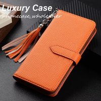 Fashion Leathe Wallet Card Phone Cases For iphone 12 Pro Max 12mini 11Pro 11 xs x XSmax xr 8plus 8 7plus with Luxury II Brand Case wholesaler 051325