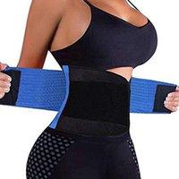 Camisoles tanques mulheres treinador de cintura espartilho top shapers cintura cinto de emagrecimento cinta de modelo shaper corpo neoprene lombar