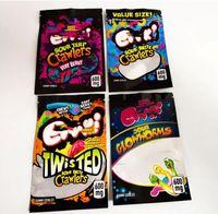 500 mg Errlli Gummi Sacs Sharks Edibles Emballage 600mg Terp Terp Crawlers Odeur Proof Warheads Vide MyLar Trolli Trolli