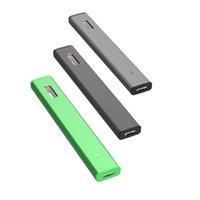 Delta 8 280mah Green Bar Disposable E-cigarettes Vape Pen Pod Device Empty Thick Oil Vaporizer 1.0ml cartridge With Ceramic Coil 100% AUTHENTIC
