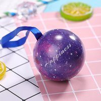 Gift Wrap 20pcs lot Ball Candy Box Present Wedding Decoration For Creative Iron Fashion & Wrapping Supplies