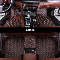 السجاد الطابق سيارة مخصص ل BMW جميع النماذج X3 X1 X4 X5 X6 Z4 F30 F10 F11 F25 F15 F34 E46 E90 E60 E84 E83 E70 E53 G30 E34