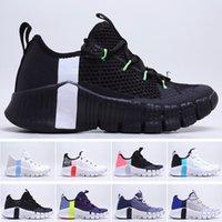 Ücretsiz Meton 4 3 Erkek Koşu Ayakkabıları Erkekler Kadınlar Ücretsiz Metcon 4 S 3 S Üçlü Siyah Şok Emilimi Moda Nefes Hafif Açık Rahat Spor Sneakers 36-45