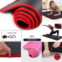 Cushion Decorative Pillow Solid Color Carpet Door Mat Yoga Portable 10mm EVA Thick Foldable Sweat Absorbing Antiskid Motion Fitness Exercise