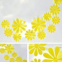 Muro mariposa 3D Pasted PVC luz de la luz de la luz para la decoración del hogar pegatinas de la pared para niños Habitación de bebé Dormitorio Decoración del hogar 1bag / 12pcs HWC6973