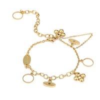 Designer Bracelets Necklace Small Flower Classic Women Fashion Bracelet High quality party gift