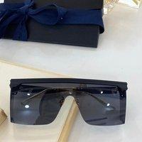 Летние солнцезащитные очки для мужчин и женщин стиль анти-ультрафиолетовый ретро ДРУКЛУБ МИУ ПЛАТКА квадратная рамка Специальный дизайн Eyeglasses Случайный ящик