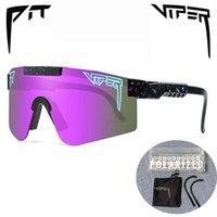 Sunglasses PIT VIPER BRAND Men Polarized Women Retro Vintage UV400 Eyewear Male Sun Glasses Fishing Goggles