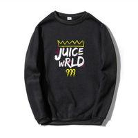 Раппер сок Wrld 999 O-шеи толстовка мужчина / женщины мода с длинным рукавом весна осенние толстовки толстовки хип-хоп топы пуловер X0610