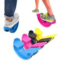 Accesorios Foot Rocker Becerro Tobillo Tablero estiramiento para Aquiles Tendinitis Músculo Camilla Yoga Fitness Deportes Masaje Pedal