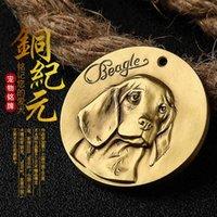 Beagle Bellington بطاقة الهوية cocker الراعي الكلب كلب الصيد الأفغاني