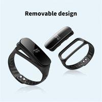 Digital Voice Recorder S6 Smart Recording Sport Watch Portable Bracelet Mp3 Music Player HD Noise Reduction