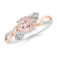 Cluster Rings Fashion Women 925 Silver Jewelry With Zircon Gemstones Ornaments For Wedding Promise Party Gift Finger Ring Wholesale