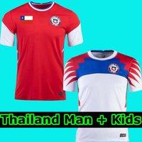 Chile Chili Soccer Jerseys 2021 Laroja Ch.aranguiz Vidal Alexis MARIPAN MEDEL VARGAS National Team Shirts Eric Isla Meneses Camiseta de Chileno