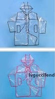 Family Long Transparent Hot Eva Belt Sundries Raincoat con giardino per le donne Giacca impermeabile Giacca a vento R Xhyft1 Juinjuinjuin