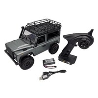 2.4G Wireless Controller 1:12 Scale MN99S Buggy Four-wheel Drive RC Rock Crawler Car 4WD Off-road Vehicle Model Car Toy 210915