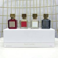 Latest Freshener Francis Parfum Baccarat Rouge 540 Perfume Oud satin mood A LA ROSE Fragrance EDP Dropshipping 70ML and 30ml*4pcs perfumes set fast delivery