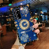 Luxury Bling Rhinestone Phone Cases For Samsung Galaxy S21 Ultra S20 FE Note 20Ultra 20 A82 A72 A52 A32 A22 A12 4G 5G A02s Designer Protective Shell