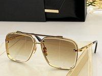 Dita Mach Six Top luxury high quality brand Designer Sunglasses for men women new selling world famous fashion show Italian sun glasses eye glass exclusive shop AAAAA