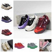 حذاء أزياء Originals RAFسيمونزOzweego III الرياضة الرجال النساء clunky المعدنية الفضة حذاء رياضة dorky عارضة الأحذية حجم 36-45 DWJ7 #