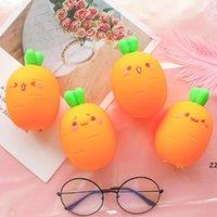 Anti-stress amusant molle carotte de carotte relaxant jouet fidget squishy antistress créativité sensoriel décompression adulte jouets hwe9237