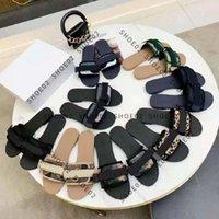Satmak iyi slaytlar Sandalet kadın ayakkabı slayt yaz moda geniş düz kaygan kalın terlik flip flop ayakkabı02