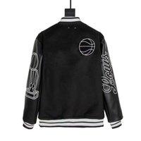 최고 품질 디자이너 자켓 가을과 겨울 스포츠 패션 커플 야구 유니폼