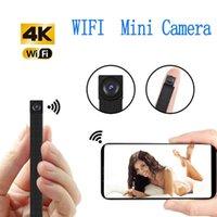 Kameralar est 1080 P Full HD H.264 Ultra Mini Wifi Esnek Kamera Video Ses Kaydedici Hareket Algılama Kamera IP P2P Gizli PK SQ13