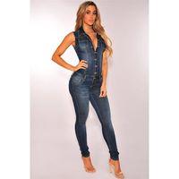 Kadın Tulumlar Tulum Seksi Suit Romper Clubwear Bayan Ofis Giyim Bodycon Vücut Kadın Tek Parça Kıyafetler Tulum Yaka Kapalı Kapalı