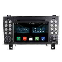 "4 GB + 128 GB PX6 2 DIN 7 ""Android 10 Auto-DVD-Player für Mercedes-Benz SLK-Klasse R171 SLK200 / 280/30 / 350/55 2004-2012 DSP-Stereo-Radio GPS-Navigation WIFI Bluetooth 5.0"