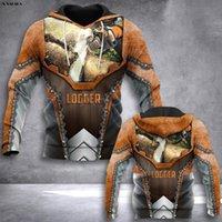 Men's Hoodies & Sweatshirts IRONWORKER Warrior In Work Position Roofer 3D Printed Hoodie Man Women Zipper Pullover Sweatshirt Jersey Streetw