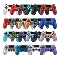 Wholesale In stock PS4 Wireless Controller high quality Gamepad 22 colors for Joystick Game