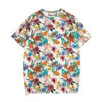 Hombres Mujeres Diseñador T Shirts Moda casual de alta calidad Impresión de algodón puro Negro Blanco Blanco y camiseta de las mujeres Tamaño M-2XL G06