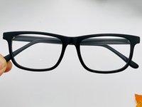 5356 نظارات البصريات الجديدة مع حماية للرجال والنساء خمر ساحة اللوح الإطار شعبية أعلى جودة تأتي مع حالة النظارات الكلاسيكية