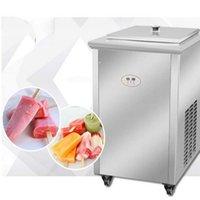 Máquina de paletas automáticas comerciales para fabricar mango sandía con sabor a fruta 220V 110V Helado de Helado Lolly Máquinas