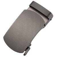 Belts Old Bronze Silver Automatic Buckle Fashion Men's Business Alloy Designer Men 3.5cm LY236-22060